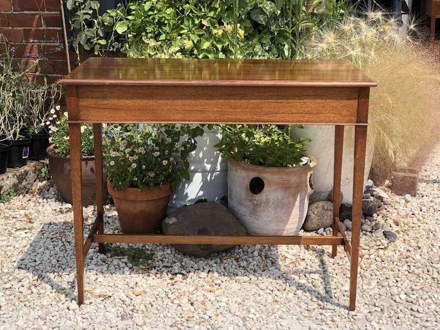 Vintage Mahogany Georgian Style Side Table