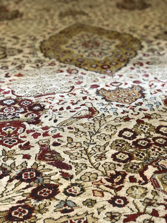 19th Century Isfahan rug