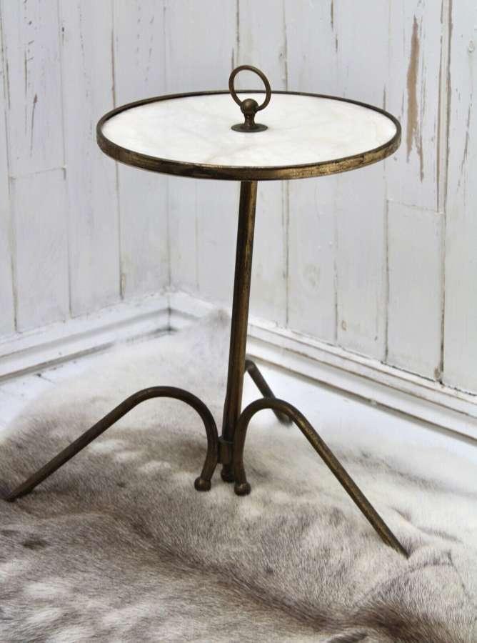 Italian marble table