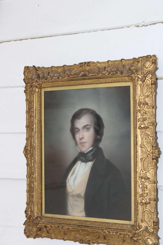 Richard Burrage portrait