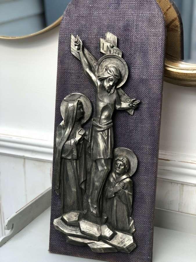 Modernist Crucifix