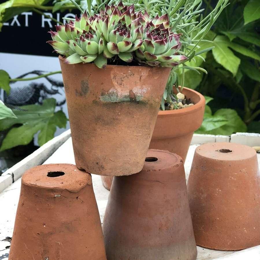 Hand Thrown pots
