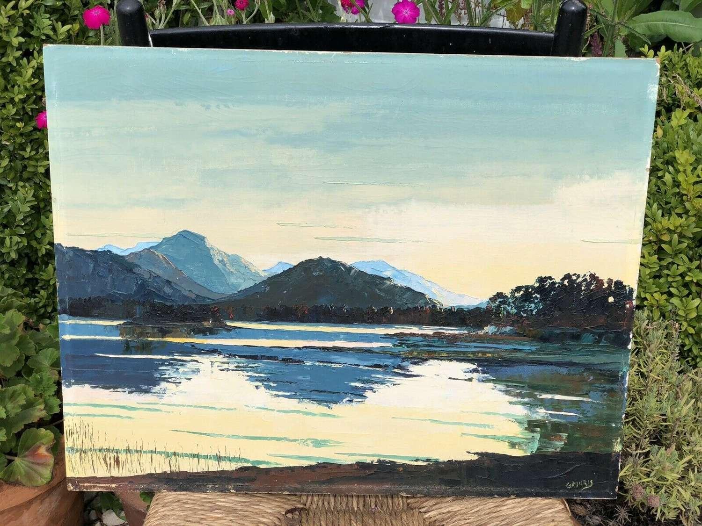 George Muris Derwent Water