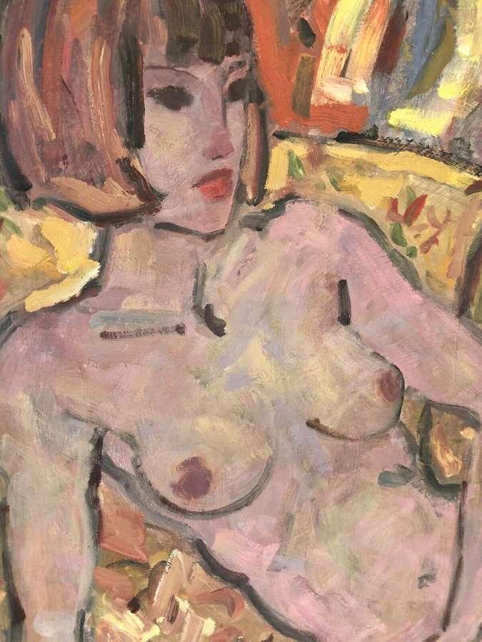 Kanwaldeep Singh KANG Female Nude
