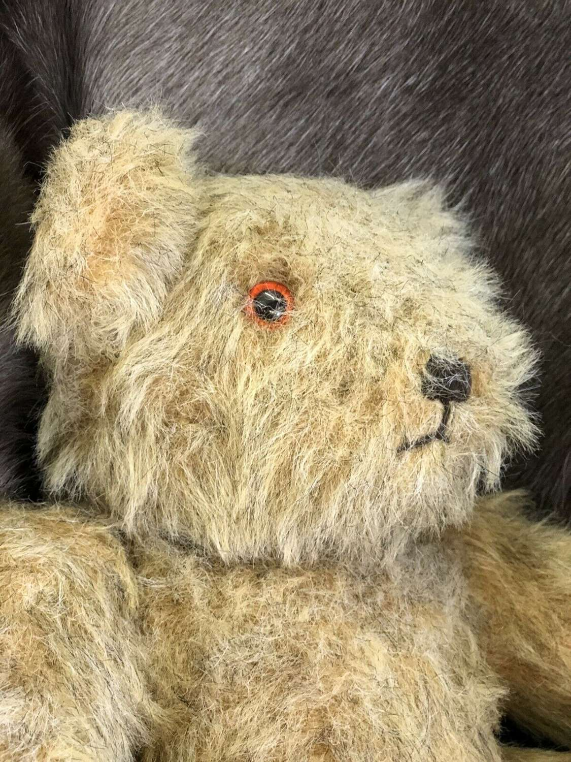 Vintage jointed bear