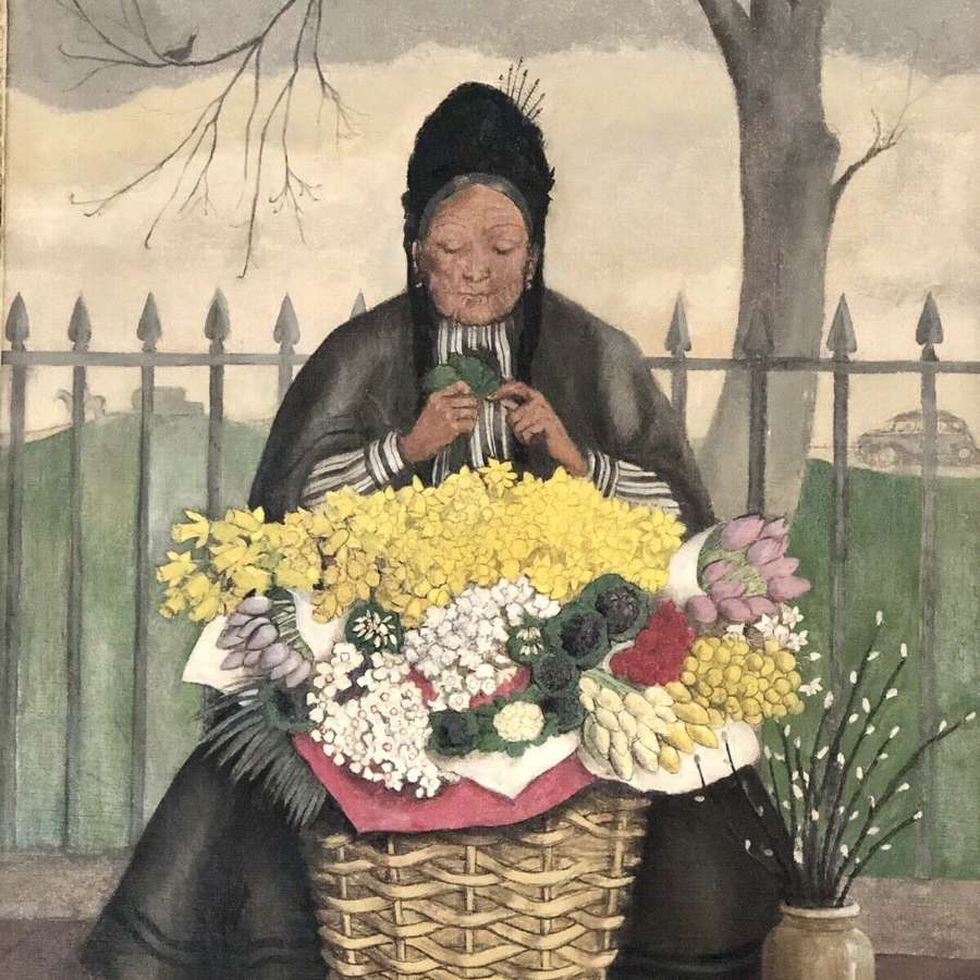 London Spring Muriel Jackson