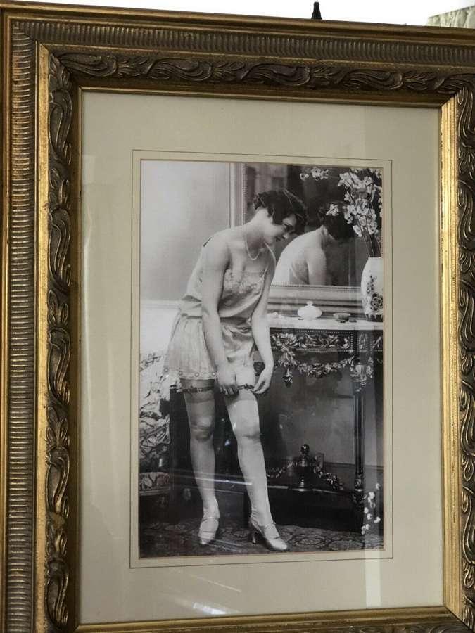 Flapper photograph