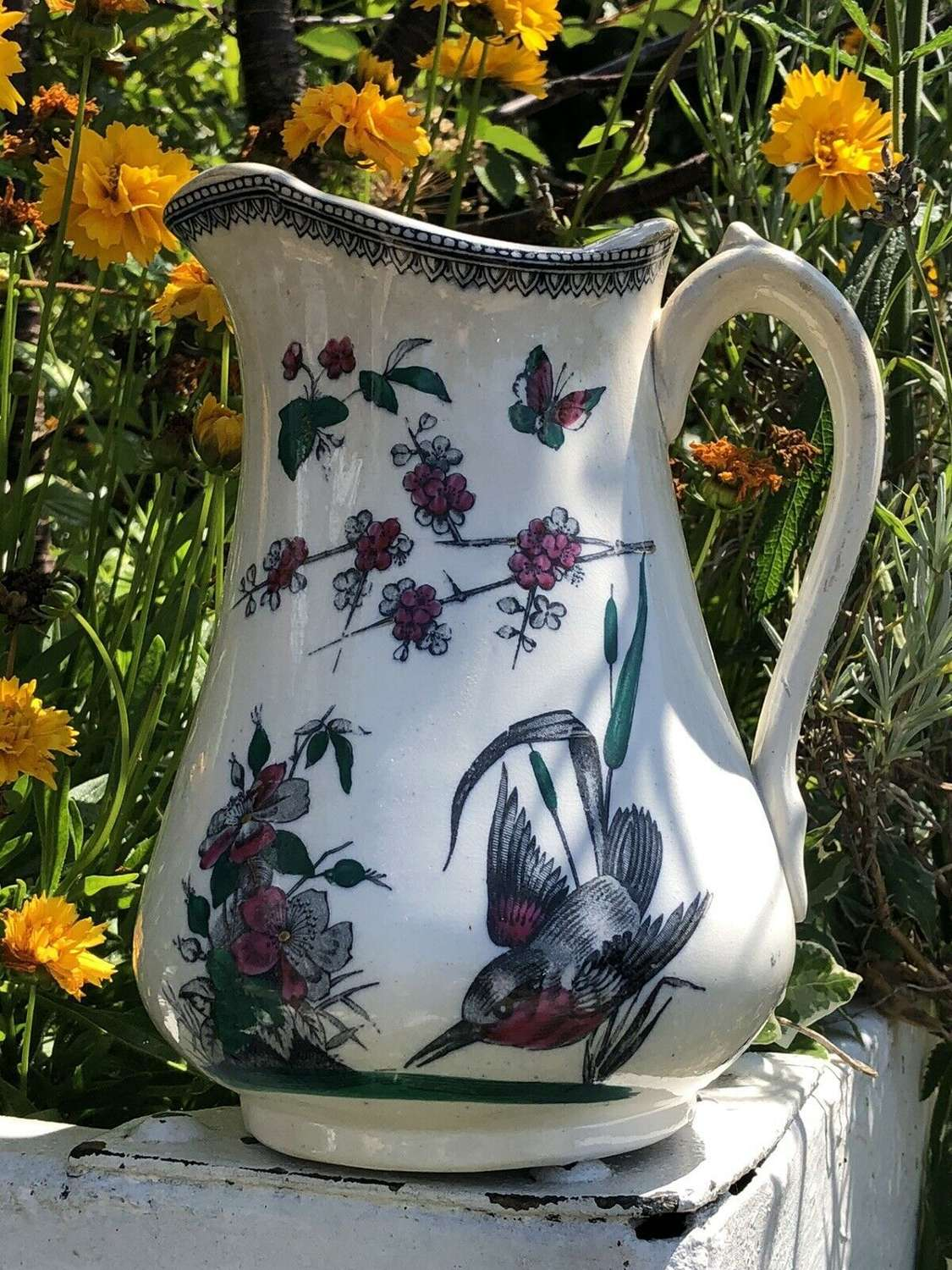David Lockhart & Co Jug Derwent