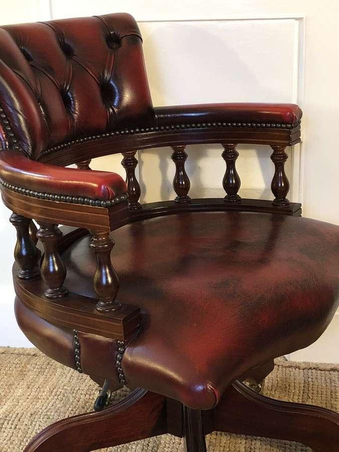 Vintage Captains chair
