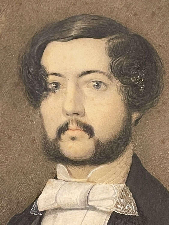 Portrait of a Gentleman 1854