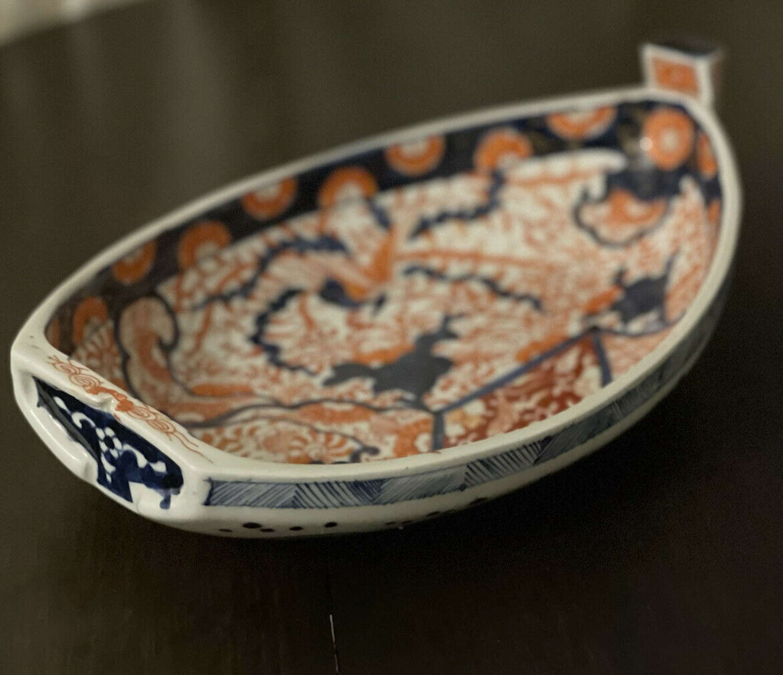 Vintage Imari Dish