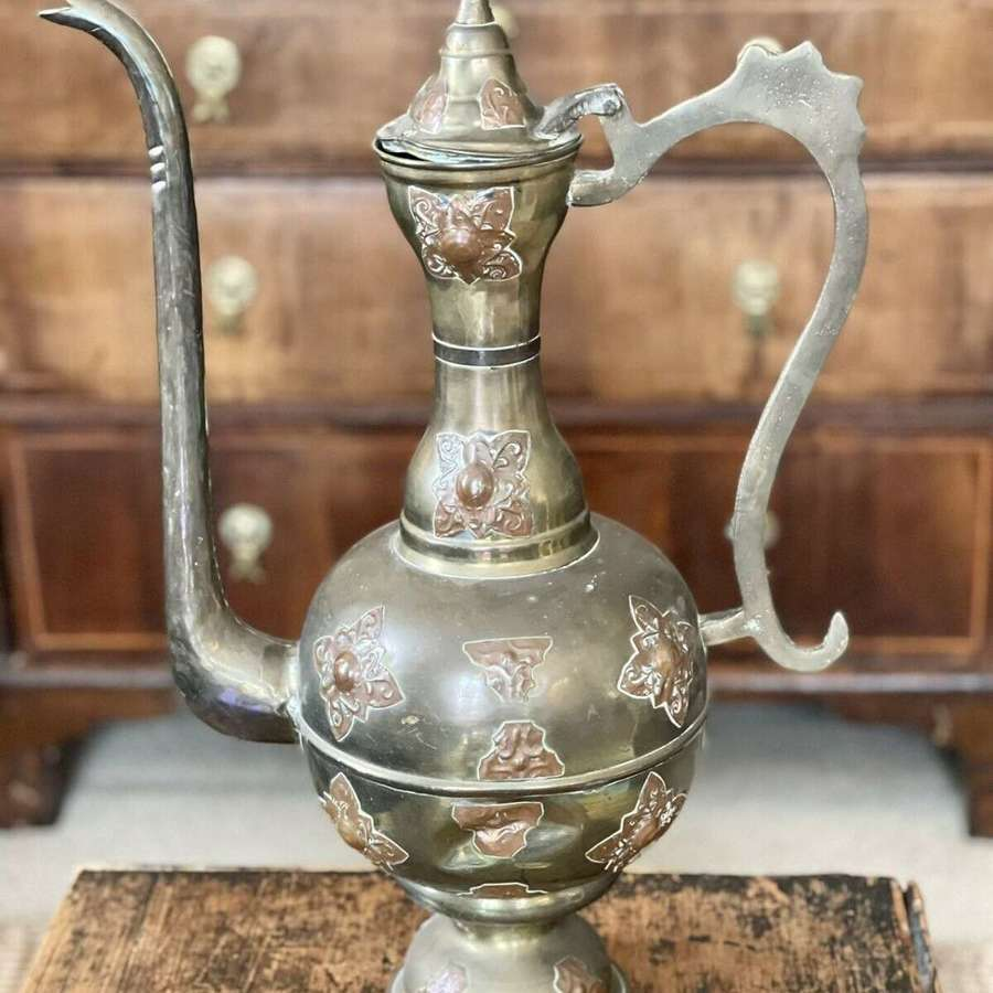 Arabian Dallah coffee pot.
