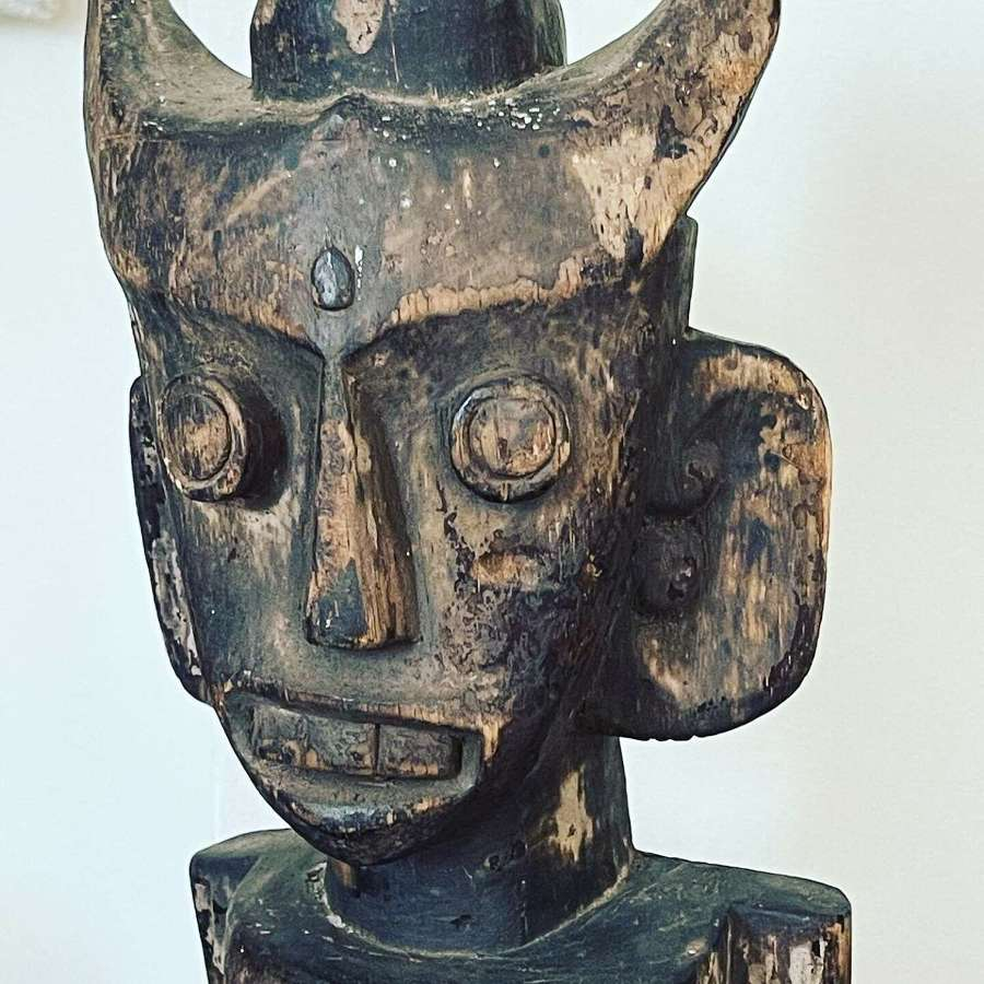 Indonesian tribal sculpture