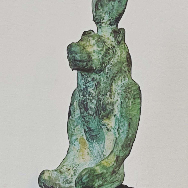 Egyptian bronze of Sekhmet