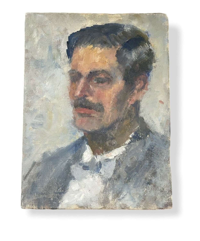 Vintage portrait of a gentleman