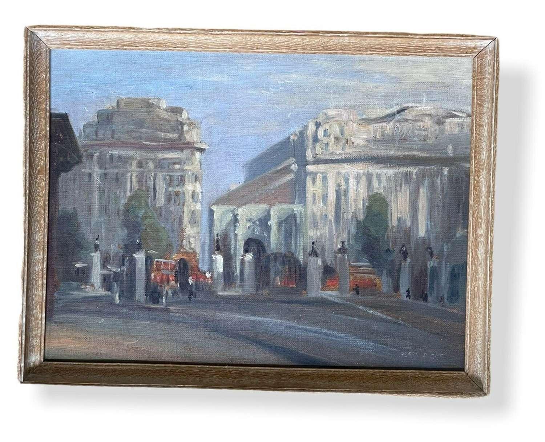 Marble Arch london by Henry Oke
