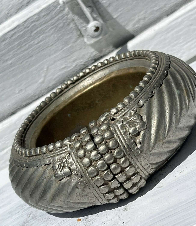 African manila slave bracelet / currency