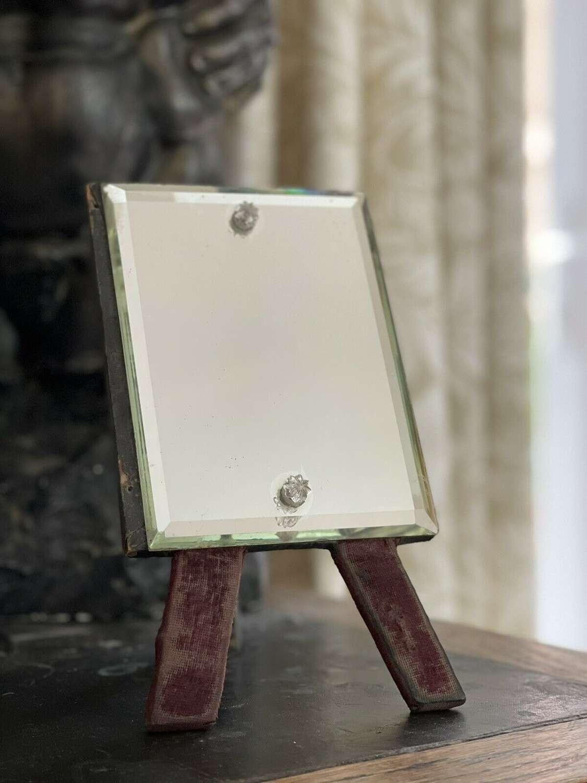 19th Century table mirror