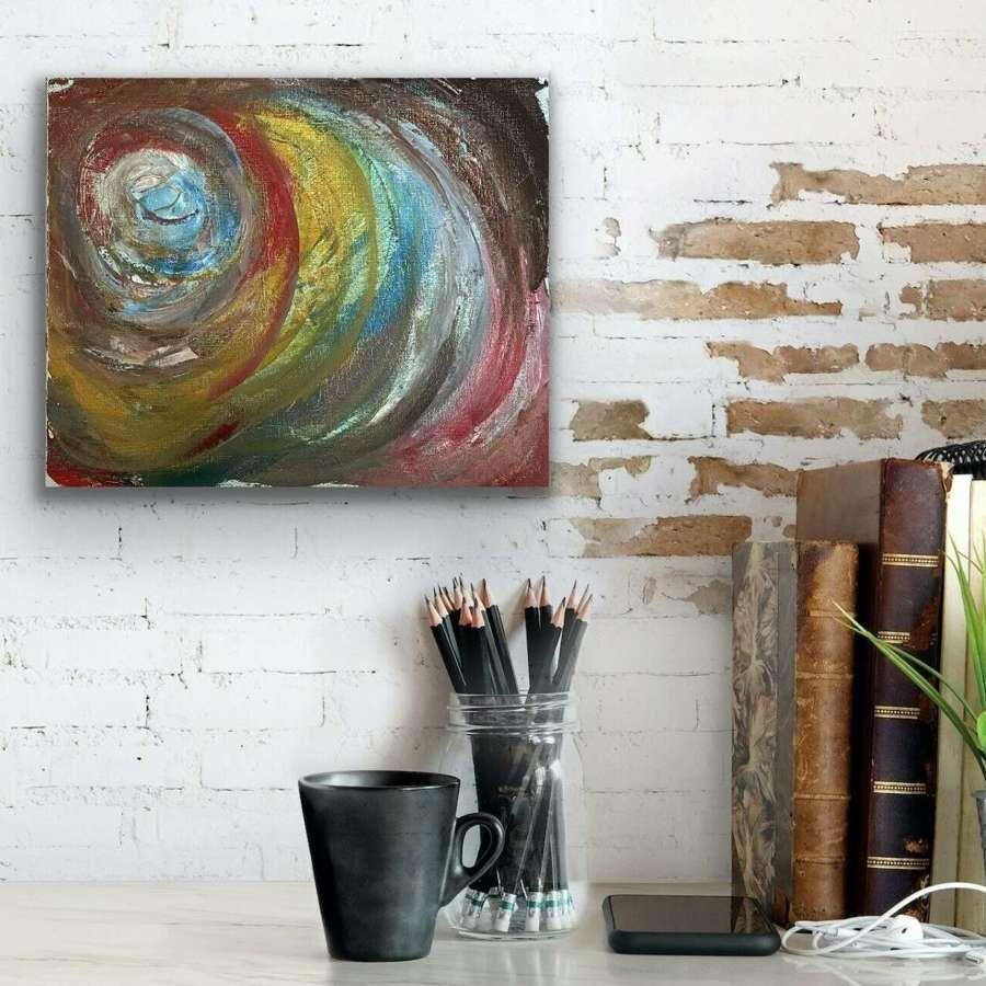 Sophie Rubenstein abstract