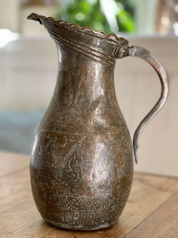 Indo Persian Qajar Water Jug