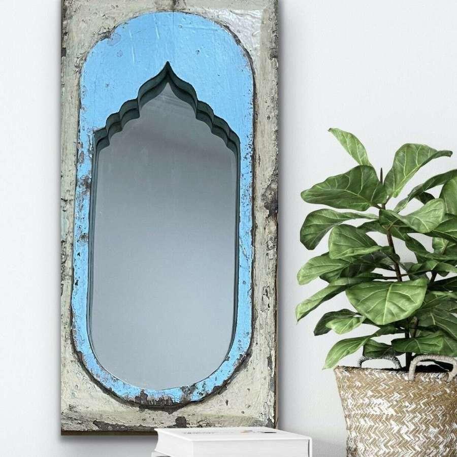 Reclaimed vintage mirror