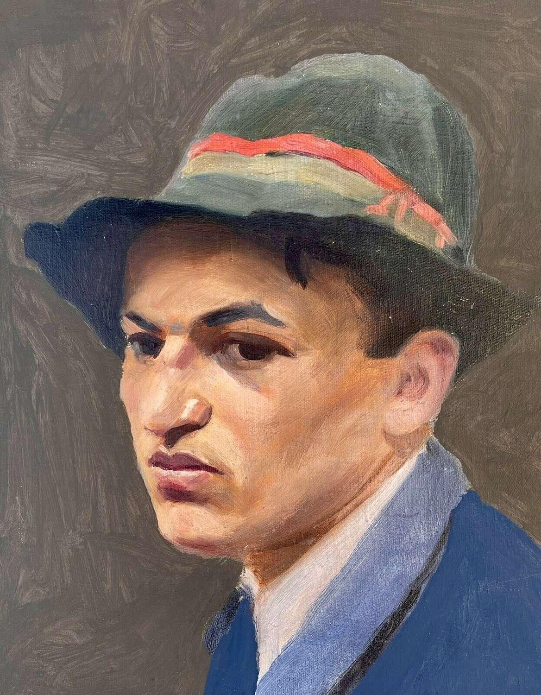 Vintage Portrait of an Italian man
