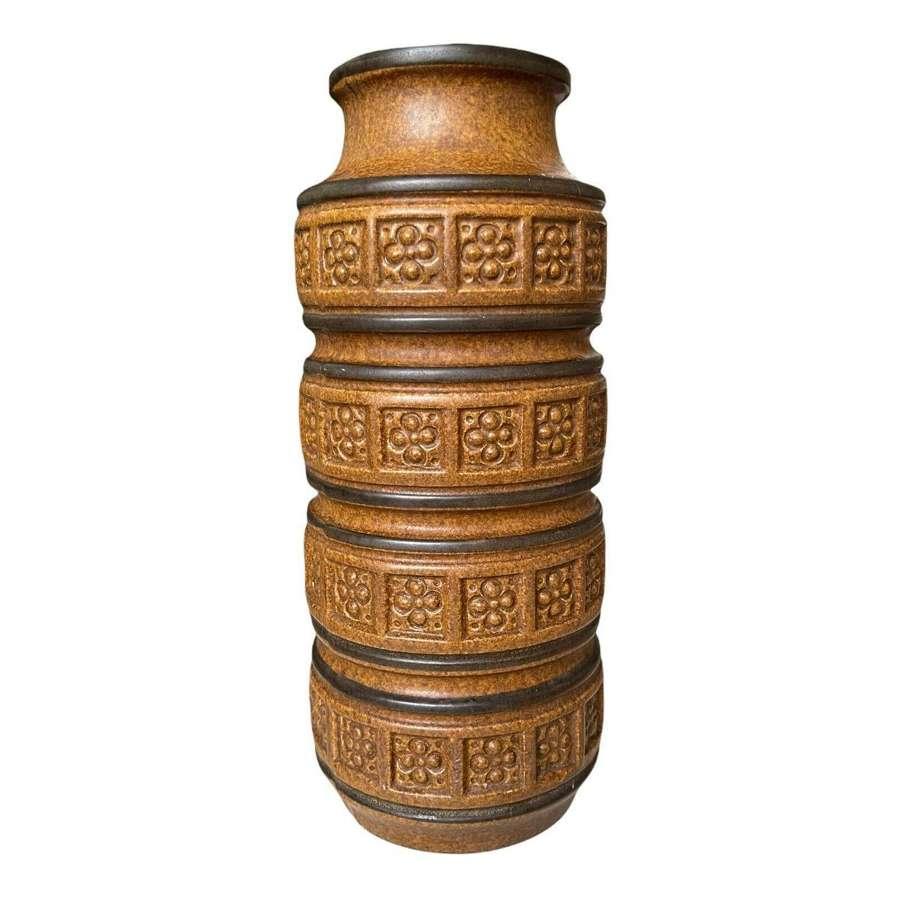 West German mid 20th Century vase