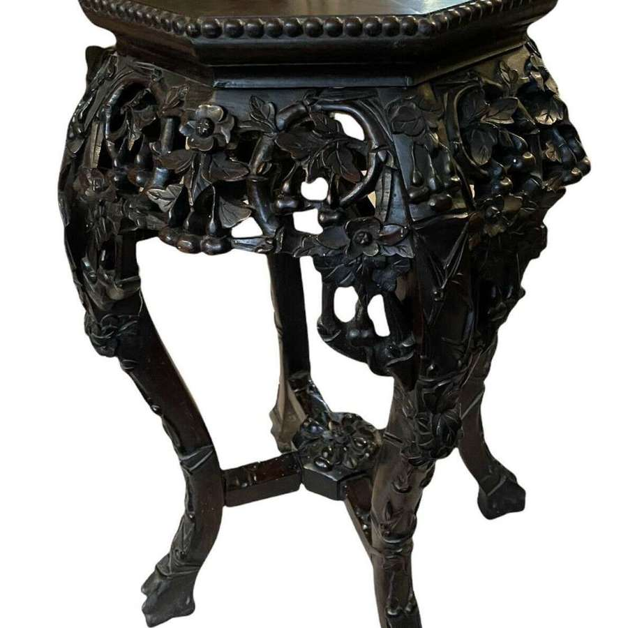 19th Century Chinese plant stand
